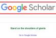 گوگل اسکولار